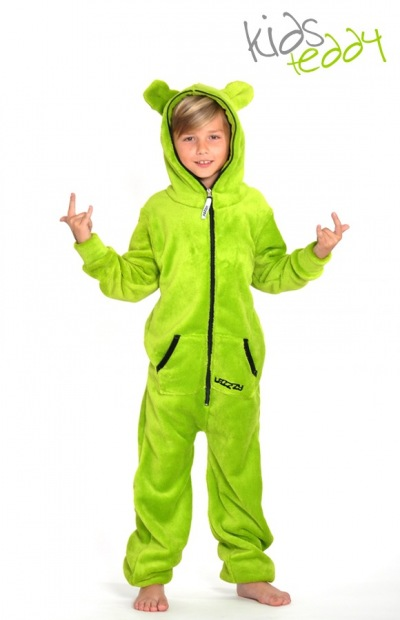 Lazzzy KIDS ® TEDDY acid green