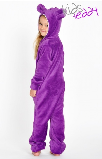 Lazzzy KIDS ® TEDDY purple