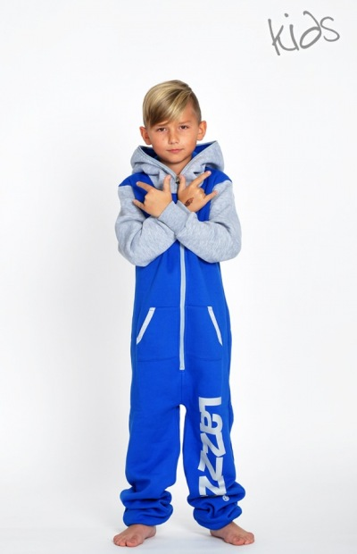 Lazzzy KIDS ® DUO blue / grey