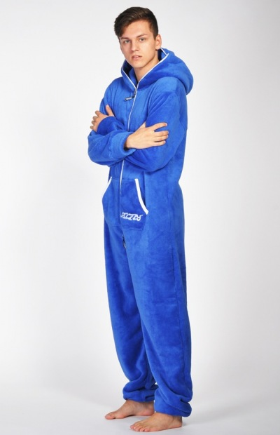 Lazzzy ® TEDDY royal blue