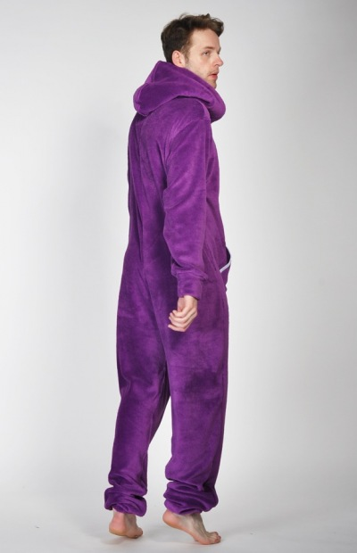 Lazzzy ® TEDDY purple