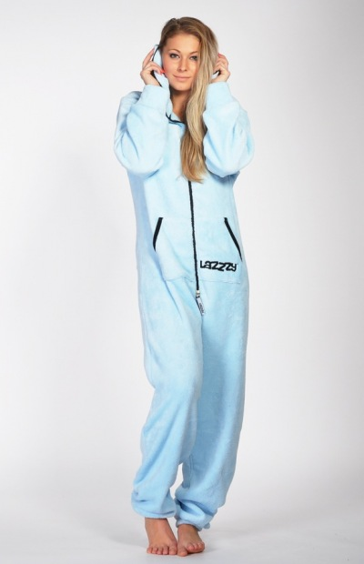 Lazzzy ® TEDDY light blue