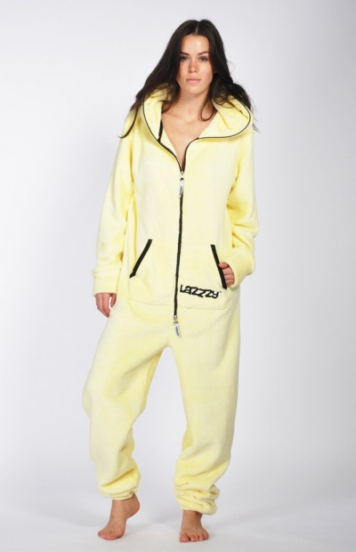 Lazzzy ® TEDDY light yellow